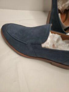 Aldo Men's Blue Suede Shoes Size 11