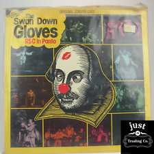 Nigel Hess, Royal Shakespeare Company ‎– The Swan Down Gloves 1982 Stage - MINT