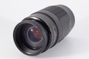 """APP Mint"" Canon EF 70-210mm F/4 Macro AF Zoom Lens w/ Filter From Japan #6501"