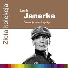 Złota Kolekcja Lech Janerka Ewolucja rewolucja i ja CD Lech Janerka