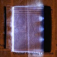 Reading Lamp Plastic Led Light Panel Books Reading Lamp Book Lights