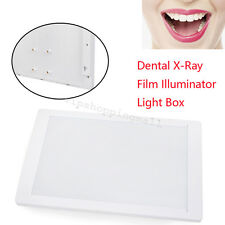 Professional Teeth Care Dental X-Ray Film Illuminator Light Box AC Power Source