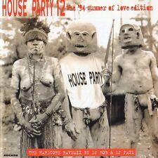 House Party 12 - The Hardcore Ravemix  - CD - HARDCORE GABBER HAPPY HARDCORE '94