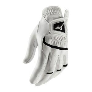 NEW Mizuno 2021 Elite Leather Hybrid Golf Gloves - Pick Size, Dexterity, & Fit!!