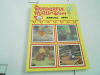 1980 WONDERFUL WORLD OF DISNEY ANNUAL -  hard cover book ( NOS )