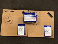 """Genuine Volvo V60, S60, XC70, S80, V70 16.5"""" front brake discs and pads"""