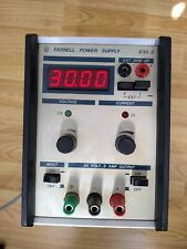 Farnell 30V 2A Bench Power Supply D30 2