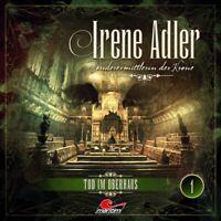 IRENE ADLER 01-TOD IM OBERHAUS - IRENE ADLER-SONDERERMITTLERIN DER KRONE CD NEW