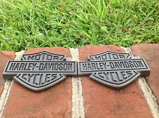 NEW OEM Genuine Harley Fuel Tank  Emblems Badges Dyna Sportster Softail Street