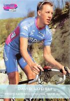 CP  STAR VELO CYCLISME DAVID LOOSLI  SUISSE