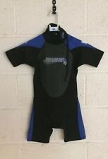 Junior Wetsuit 3mm 9-10 Year Old Marine 13 Trade In Clear out