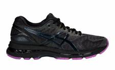 ASICS Mens GEL Nimbus 20 Lite-show Running Shoes 1012a037 Black Size 7.5