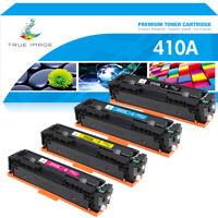 4PK Toner Compatible for HP CF410A 410A Color Laserjet Pro Mfp M477fnw M477fdw