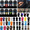 Camo Motorbike Cycling Ski Balaclava Outdoor Sport Neck Warmer Protect Face Mask