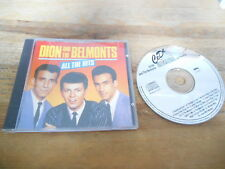 CD Pop Dion & The Belmonts - All The Hits (16 Song) CE DE INTERNATIONAL jc