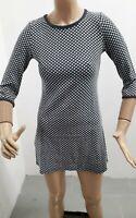 Vestitino RIFLE Donna Maglia Lunga Dress Woman Taglia Size S Cotone 8198