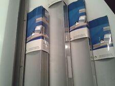 WANDPROFIL ALESSIO 19 * Wandklemmschiene * REGALBODENHALTERUNG * NEU * 600 mm