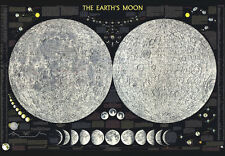 1000Piece Jigsaw Puzzle The Earth`s Moon Hobby Gift Home Decoration DIY