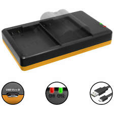 Dual-Ladegerät für Nikon Akku Nikon EN-EL15, ENEL15
