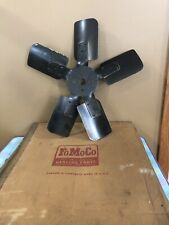 "FORD LINCOLN MERCURY 5 BLADE FAN NOS 8MTH-8600A 18"" COOLING VINTAGE Y-BLOCK"