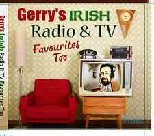 Gerry's Irish Radio & TV Favourites 42 Tracks Various Artists. Great Gift.