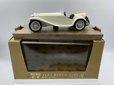 Brumm 1:43 Diecast 1931 Alfa Romeo 2300 r77 Collectible Model Car