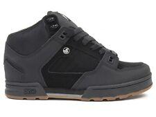 Scarpe DVS Militia Boot black black charcoal nubuck skate hip hop sdvs503