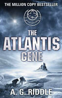The Atlantis Gene (The Atlantis Trilogy), Riddle, A.G., Very Good Book