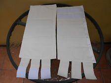 2 Fajas de yeso Reductora Plaster Corset Piernas Small 7.5x17.5 Pulgadas