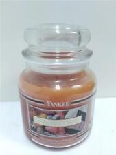Yankee Candle Home Sweet Home Medium 14.5oz Jar Black Band Rare