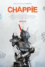 Chappie Poster Length :400 mm Height: 800 mm SKU: 11373