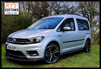 2016 VW CADDY LIFE FACTORY CREW CAB SWB ONLY 26000 MILES BTV EDITION NO VAT !