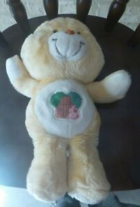 Vintage  Care Bear   - Forest Friend  Bear  (Time to sell my collection)  RARE