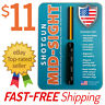 MADE IN USA!!! Ghost Ring Blaze Orange Fiber Optic Universal Shotgun Sight