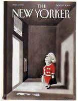 2004 New Yorker November 22 Men who are Cross-dressers