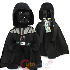"""Star Wars Darth Vader Plush Doll Backpack 20"""" Plush Costums Bag (Kids to Adults)"""