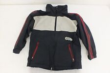 Burton Backhill Boy's Technical Shell Jacket Size Medium Satisfaction Guaranteed