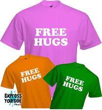 Free Hugs - Funny - Quality T-shirt