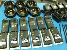 6 Motorola HT1250 UHF 450-512 HT 1250  128 Channel Mint