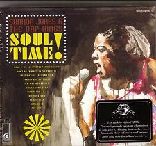 CD (NEU!) . SHARON JONES & the Dap Kings - Soul Time (Genuine mkmbh