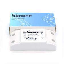 WiFi Wireless Smart Switch Module ABS Shell Socket for DIY Home Sonoff ITEA