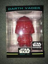 New Funko Star Wars Hikari Minis DARTH VADER Red Smuggler's Bounty Exclusive
