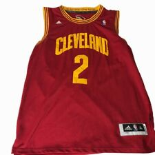 Cleveland Cavaliers KYRIE IRVING basketball jersey youth XL Adidas All For One