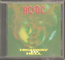 """AC/DC """"HIGHWAY TO HELL"""" Promo CD 1992"""