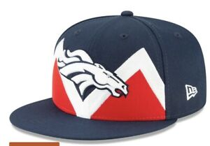 Denver BRONCOS NFL 59Fifty New Era Team Fitted 7 3/8 Hat Cap New Fast Shipping