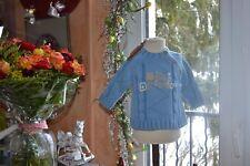 pull neuf bleu mayoral 3 mois etiquette petit garçon adorable le bolide b cotes