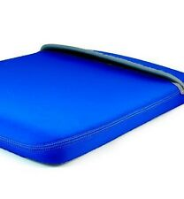 Blue Black Reversible Sleeve Case Pouch Cover for Macbook Pro & Retina 13 Laptop