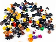 New Lot of LEGO Minifigure Headgear (3.5 oz)