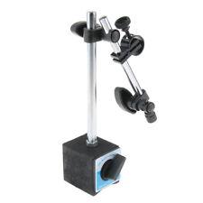 Large Adjustable Magnetic Base Stand Holder For Dial Test Indicator Gauge 9