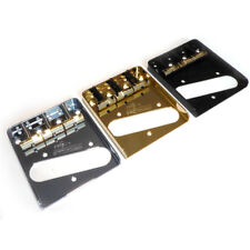 Wilkinson Telecaster WTB Ashtray bridge in Chrome, Black or Gold